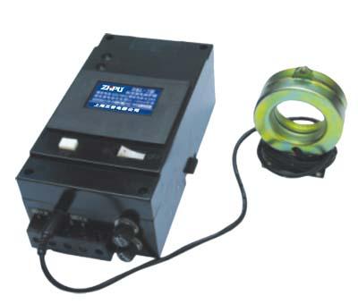 4,零序电流互感器由原来的c型铁芯改成o型铁芯,并配以更优质的导磁